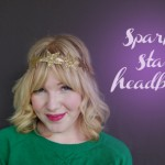 Sparkle Star Headband DIY