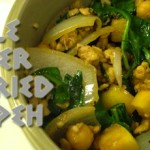 Apple-Ginger-Curried-Tempeh