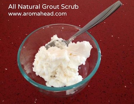 grout scrub