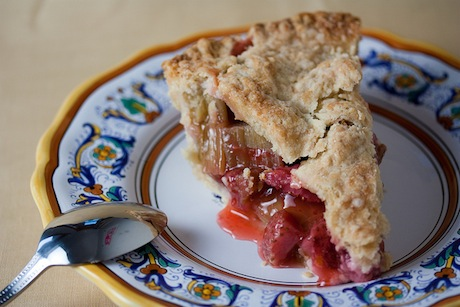 Strawberr-rhubarb-Pie