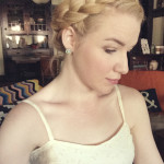 crown braid tutorial picture