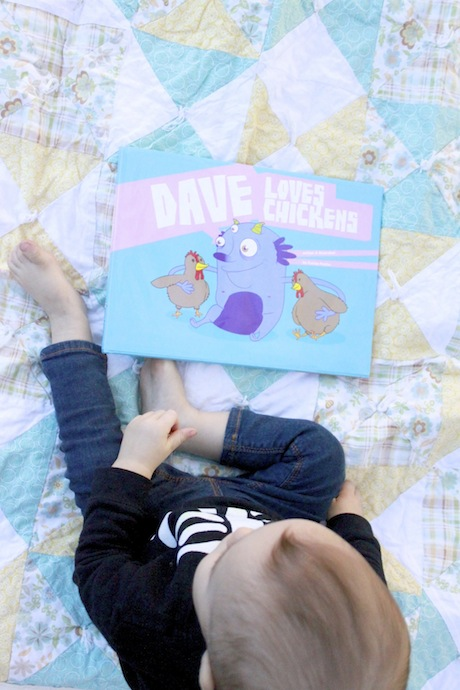 Dave-Loves-Chickens-Vegan-Childrens-Book