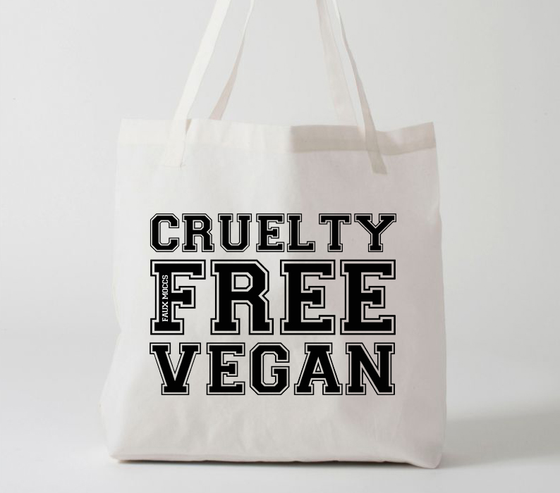 CrueltyFreeVeganBag