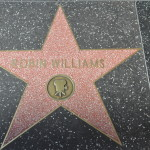 Robin William's Star