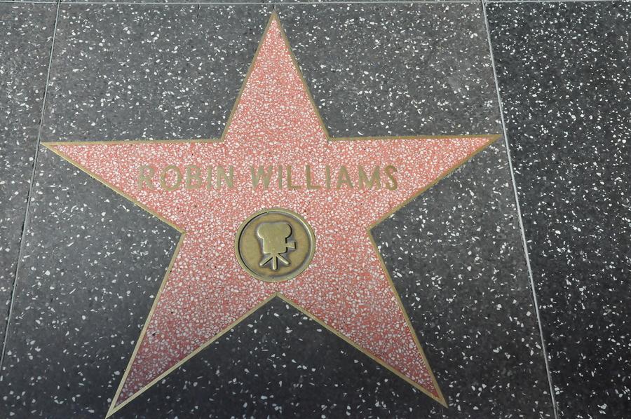 Robin William's Star