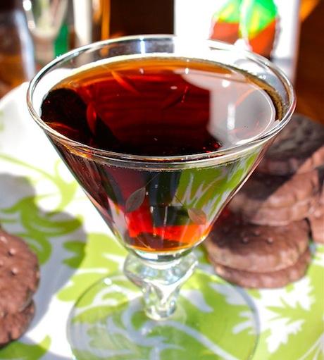 thin-mint-martini