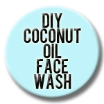 Coconut-oil-face-wash