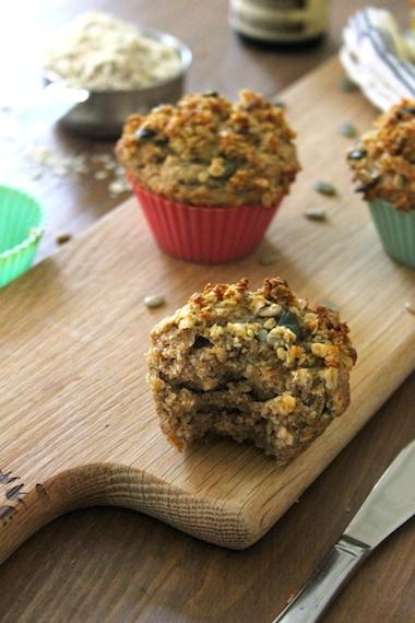 Roasted Rhubarb Muffins 6